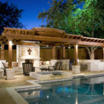 Frisco Landscape Lighting installed by Dallas Landscape Lighting