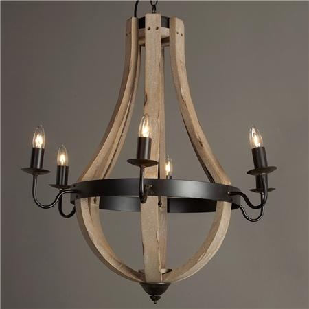 Wine Barrel Chandelier Dallas Landscape Lighting Light Wood