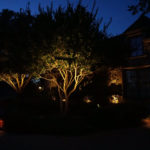frisco landscape lighting / exterior and tree lighting