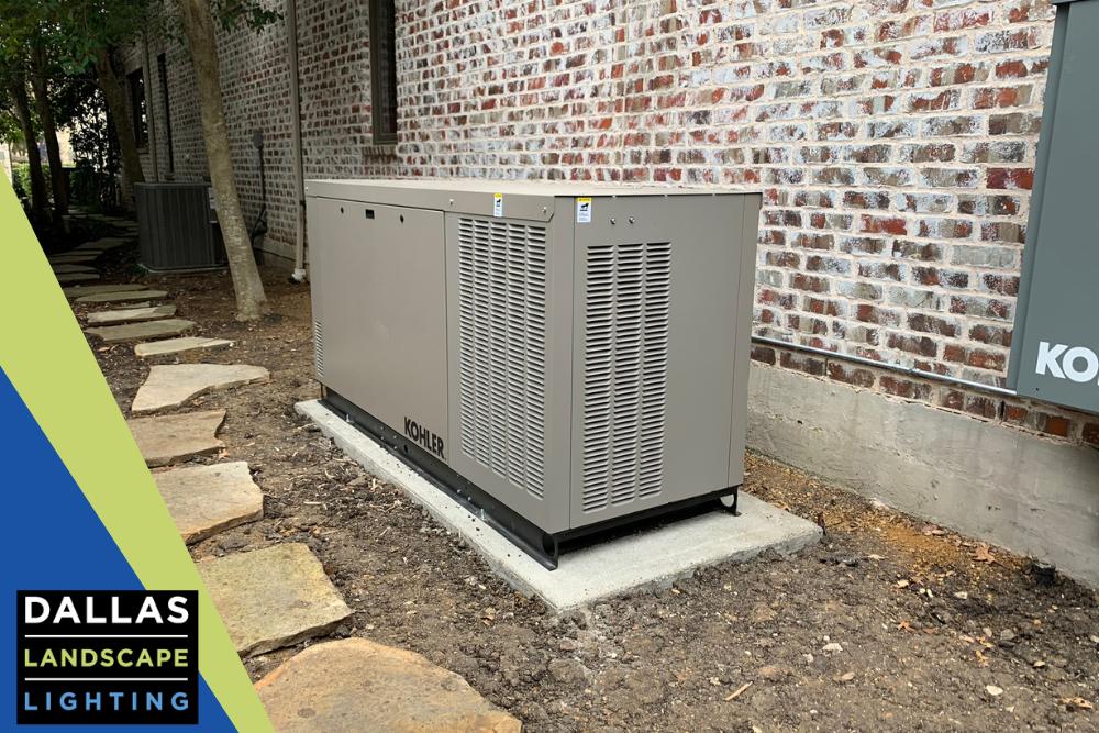 Dallas Generator Installation