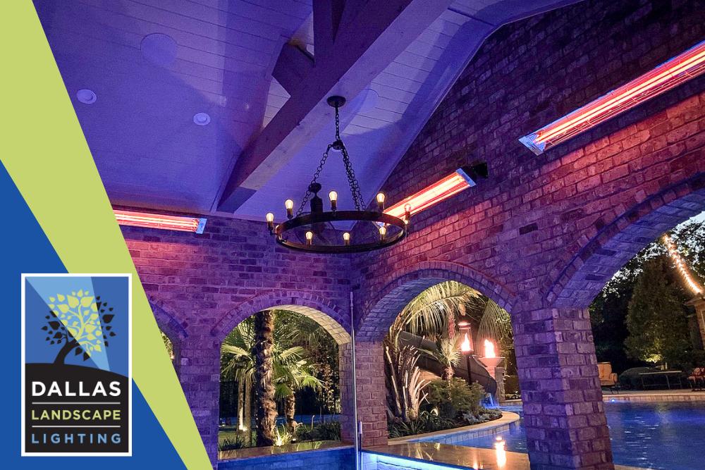 Heater Installation Services in Dallas - Dallas Landscape Lighting