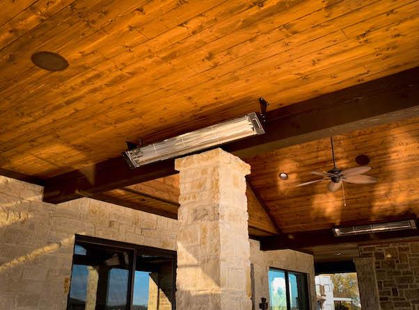 Heater Installation in Dallas, TX - Dallas Landscape Lighting