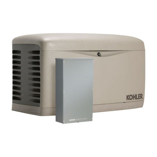 Kohler Residential Generator- 14RESAL with Automatic Transfer Switch