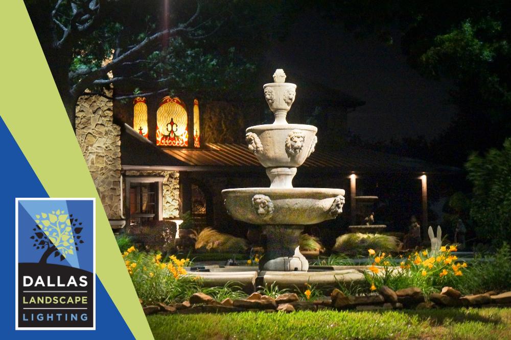 LED Lighting Installation in Dallas - Dallas Landscape Lighting
