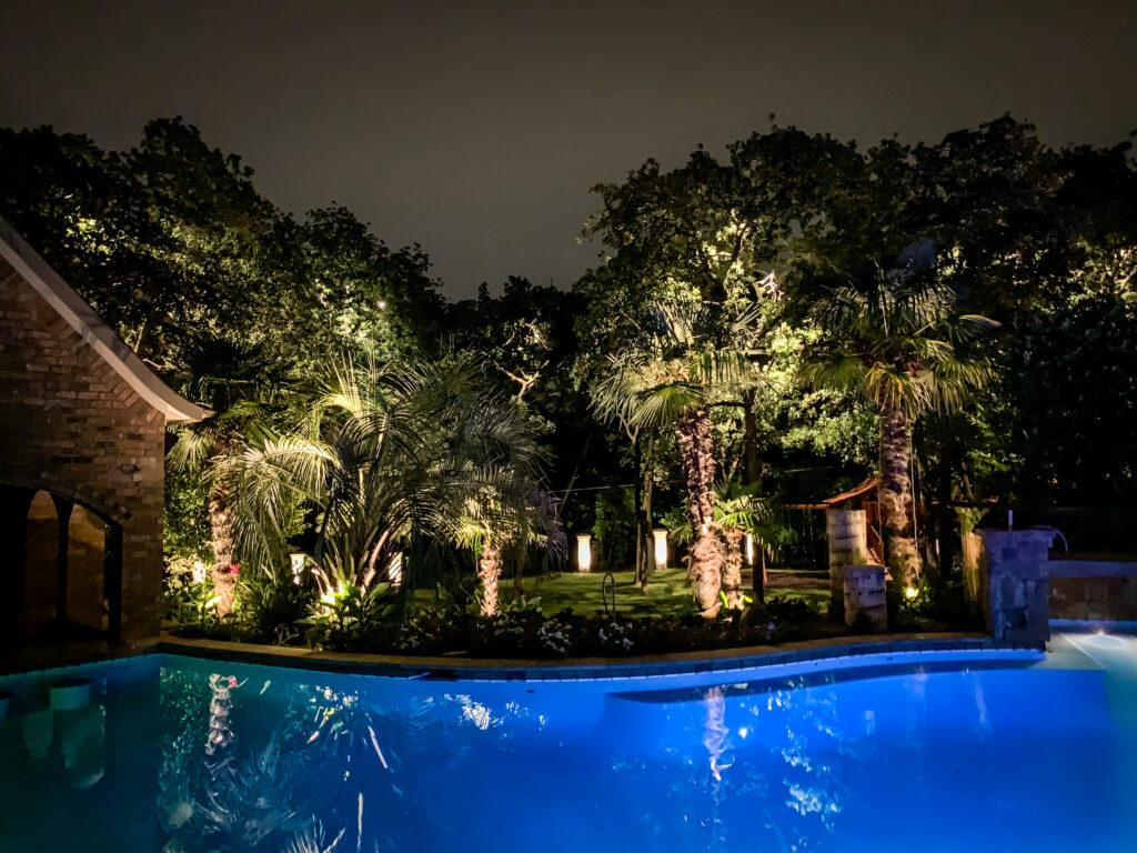 Landscape Lighting Services in Dallas, TX