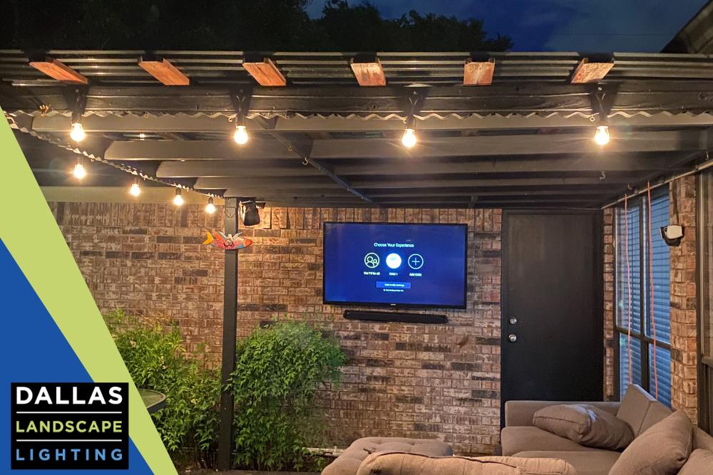 Outdoor Light Installation in Dallas - Dallas Landscape Lighting