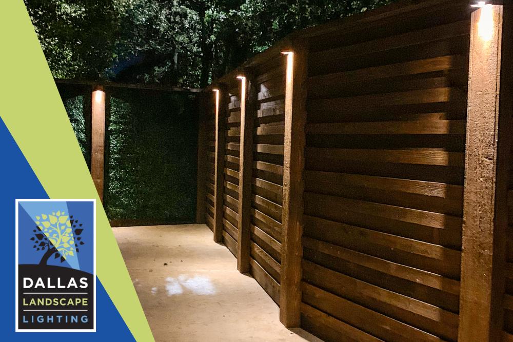 Safety Lighting Installation in Dallas - Dallas Landscape Lighting