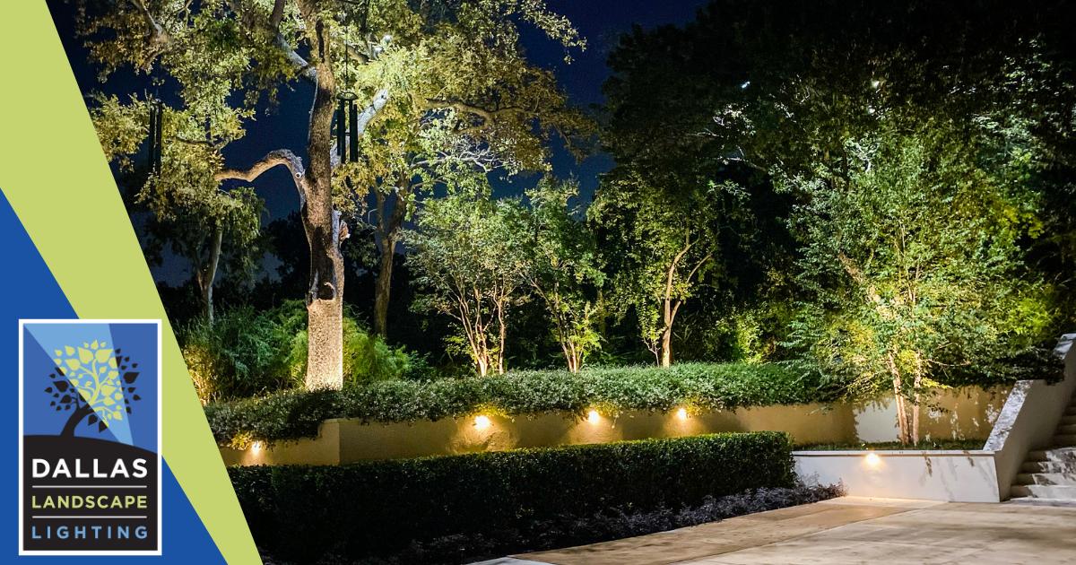 University Park Light Installation - Dallas Landscape Lighting