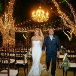 outdoor wedding lighting | Dallas Landscape Lighting