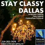 Outdoor Lighting Chandelier Dallas