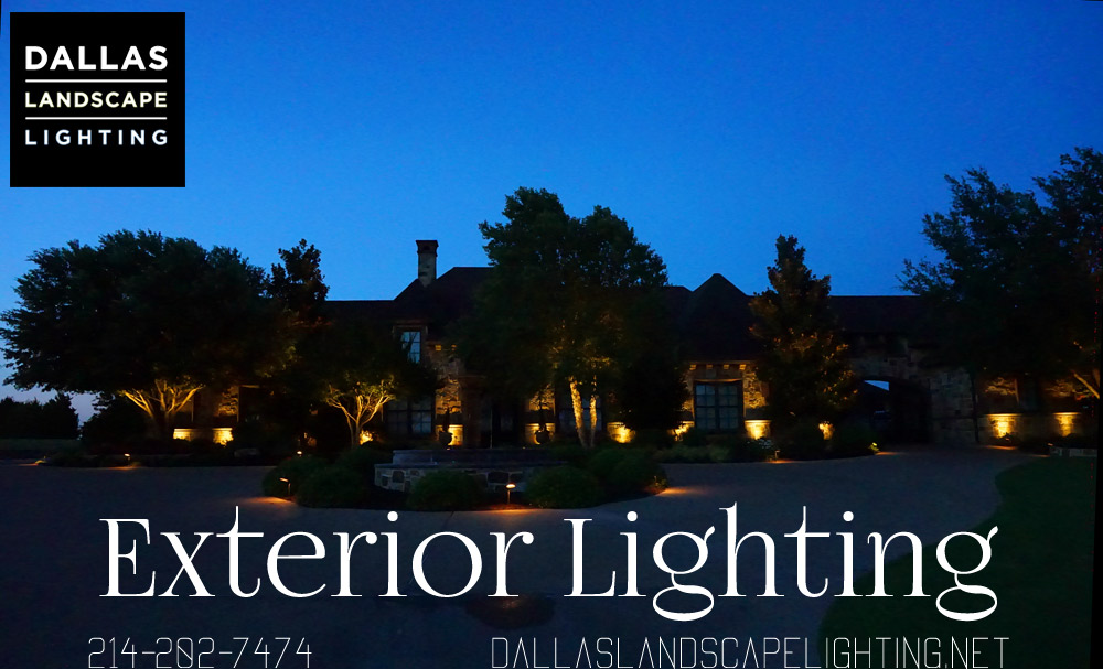 Types Of Landscape Lighting Allen landscape lighting installation dallas landscape lighting generators fire pits fire bowls and all types of outdoor electrical items so as you can see in allen landscape lighting isnt all were doing audiocablefo