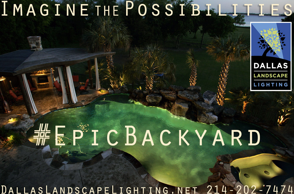 Plano outdoor lighting dallas landscape lighting plano outdoor lighting epicbackyard mozeypictures Images