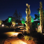 landscape lights installed by Dallas Landscape Lighting