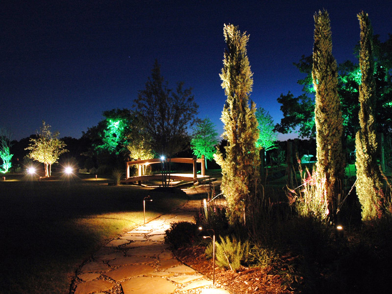 Outdoor Lighting Dallas Landscape Electrical