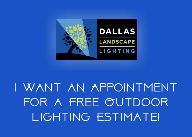 Landscape lighting company dallas dallas landscape lighting for Landscape lighting companies