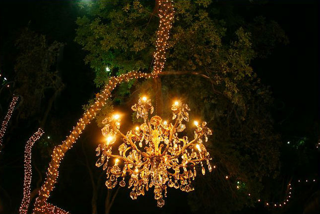 Plano outdoor lighting dallas landscape lighting outdoor chandelier wedding lighting dallas landscape lighting workwithnaturefo