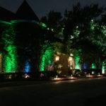 Highland Park pathway lights Dallas