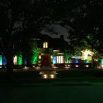 Highland Park Lighting Dallas Landscape