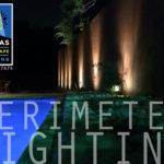 Plano outdoor lighting landscape lights